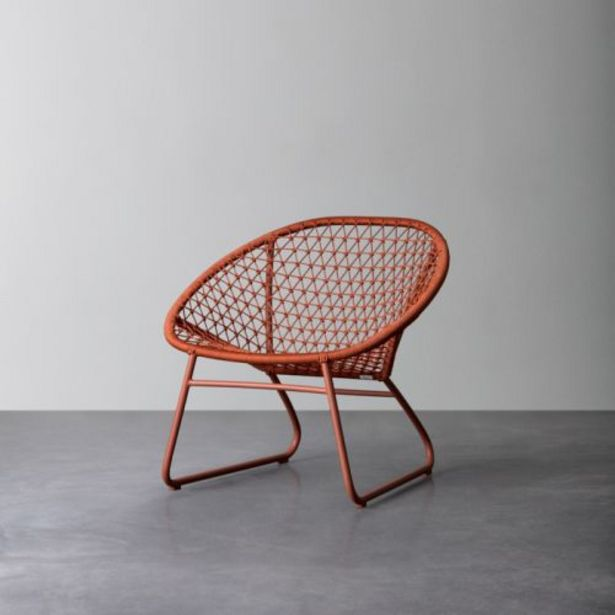 Paco Occasional Chair - Coral offers at R 3916,5