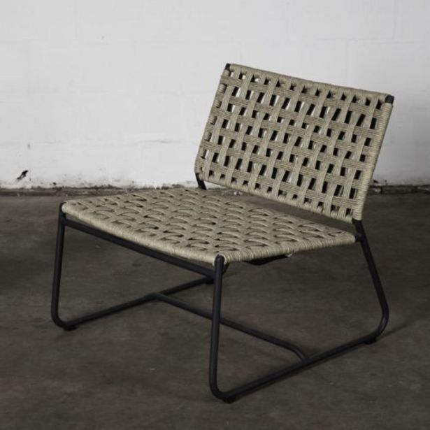 Square Lounge Chair | Shell offers at R 3147,5