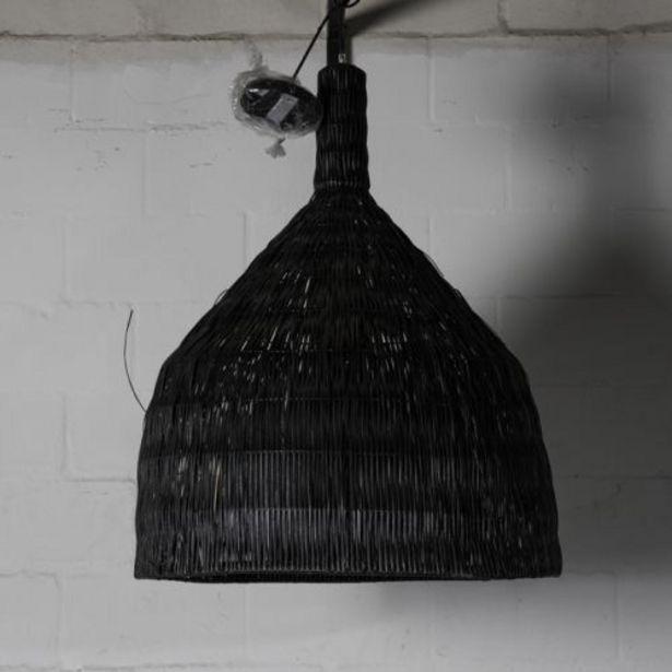 Giraffe Black Lamp - Large offer at R 1198,5