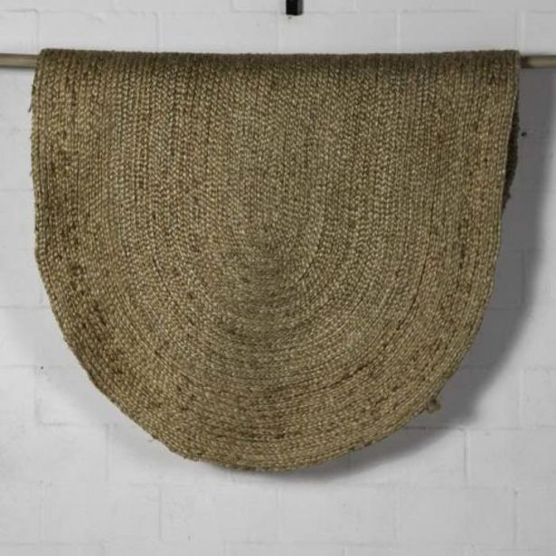 Tabarca Oval Jute Rug offers at R 1798,5
