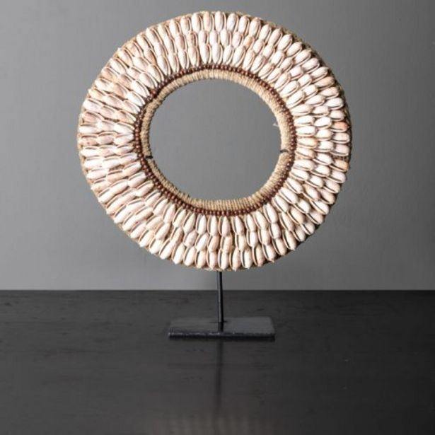 Indo Light Brown Shell Necklace offers at R 647,5