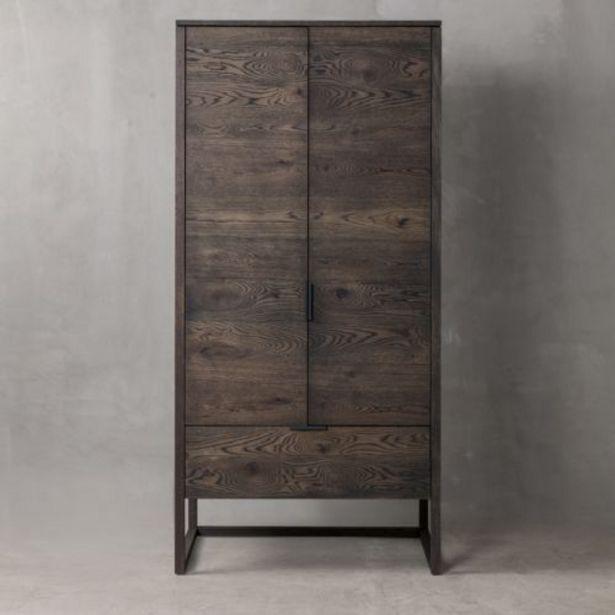 Spati Wardrobe - Ebony offers at R 13995