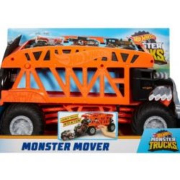 Monster Trucks Mover Shaker Nw Tool offer at R 529,9