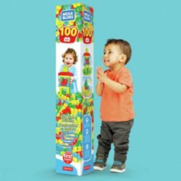 Mega Bloks New 100 Pc offer at R 389,9