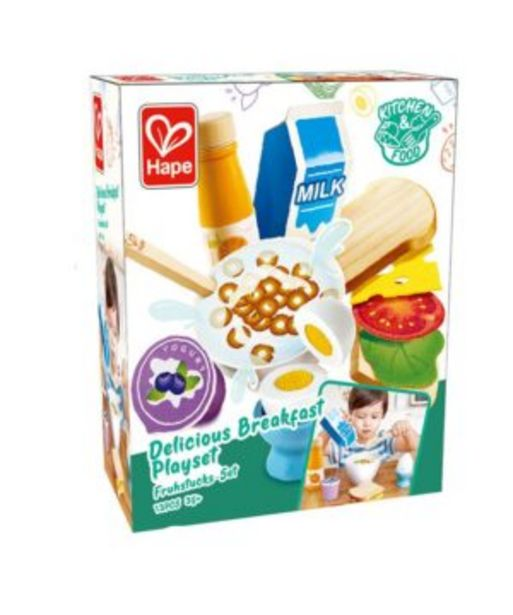 Delicious Breakfast Playset offers at R 399,9