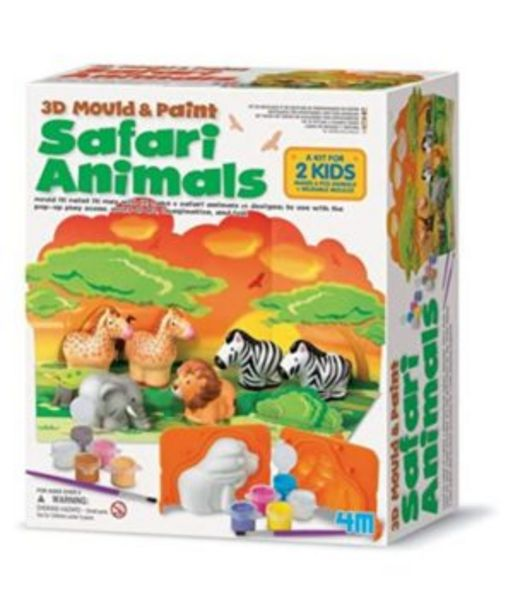 Mould & Paint Safari offers at R 169,9