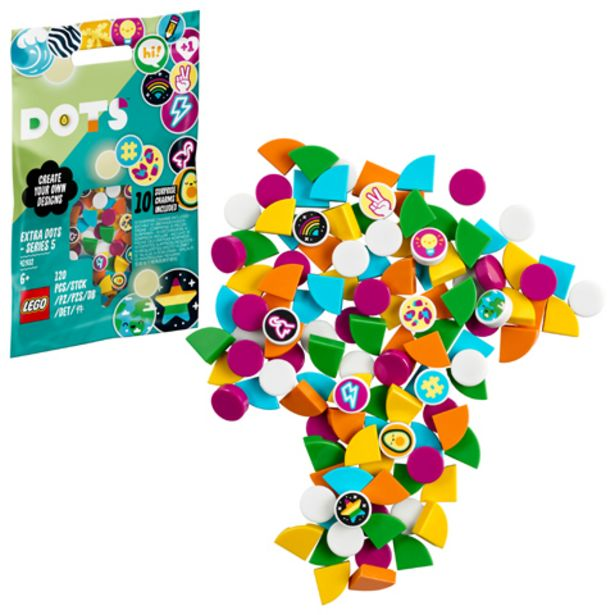 Dots Extra Dots – Series 5 Tiles Set offers at R 69,9