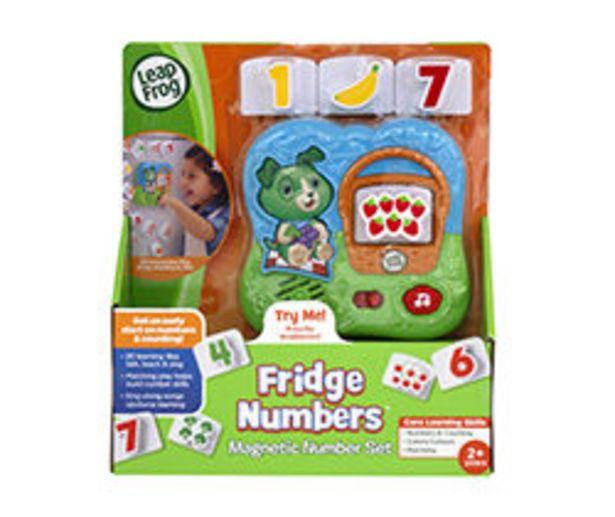 Leapfrog Fridge Numbers Set offer at R 499,9