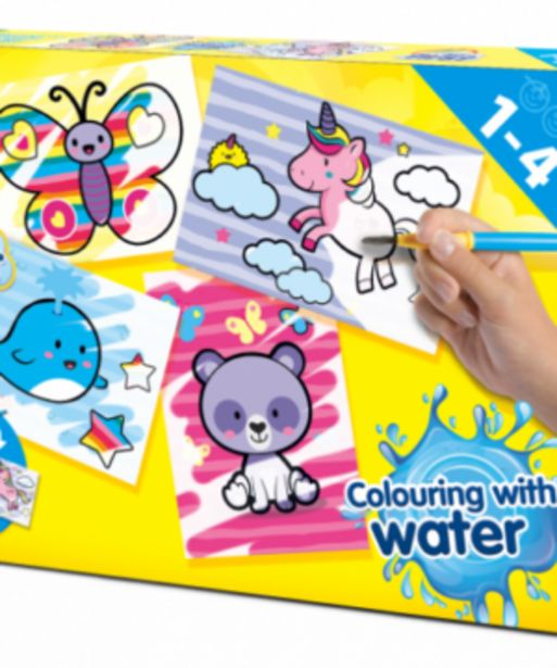 Ses Creative Colouring Fantasy Animals offers at R 239,9
