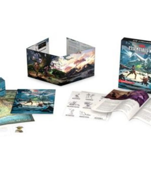 Dungeons And Dragons Essentials Kit offers at R 649,9