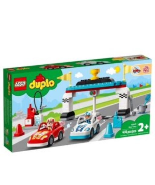 Duplo Town Race Cars Toddlers Toy offers at R 949,9