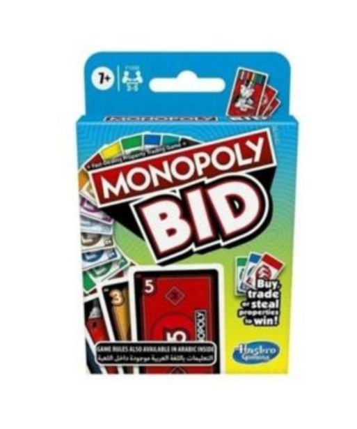 Monopoly Bid offers at R 199,9