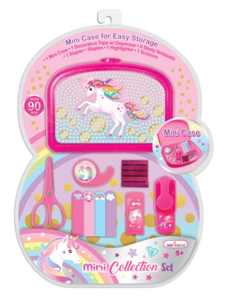 Hot Focus Unicorn Mini Collection Set offers at R 239,9