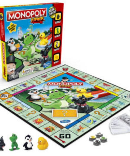 Monopoly Junior offers at R 599,9