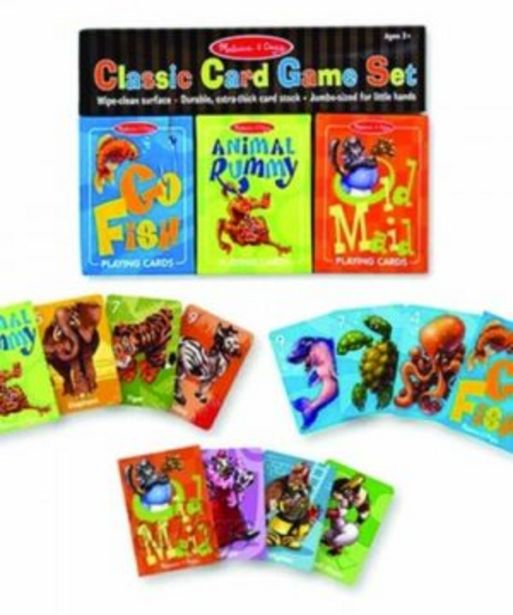 Classic Card Game Set offers at R 219,9