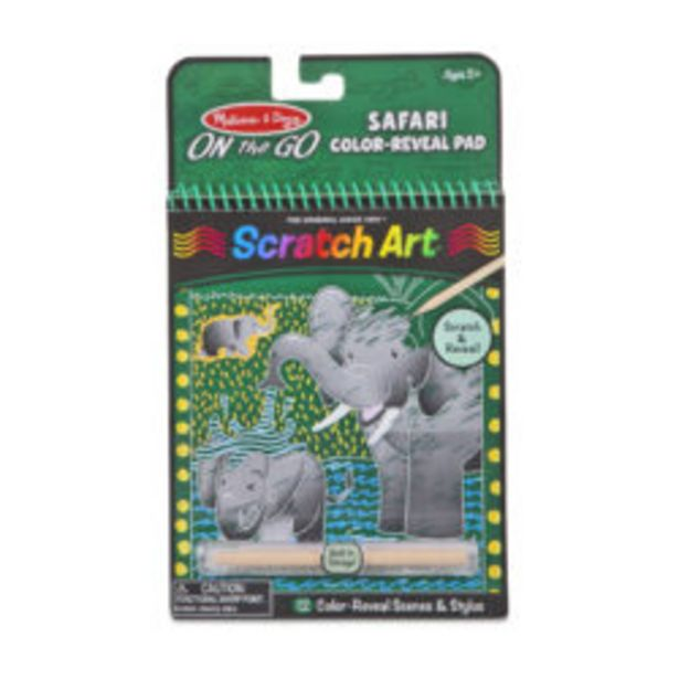 Safari Clr-revl Scratch Art offer at R 129,9