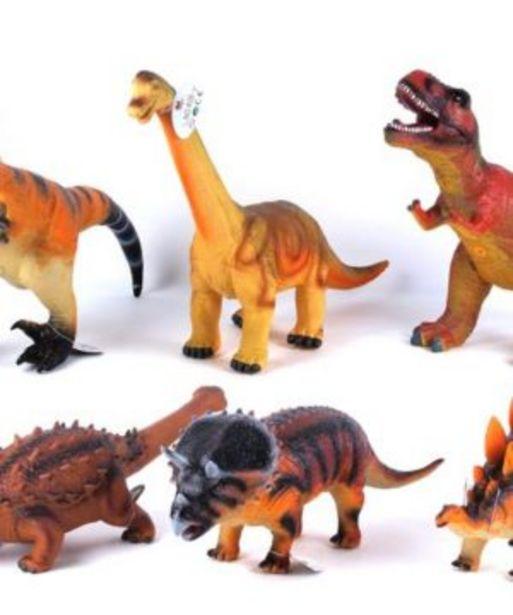 World Of Dinosaur 6 Asst Sold Each offers at R 279,9