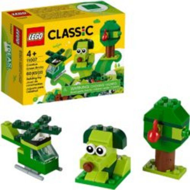 Creative Green Bricks offer at R 99,9