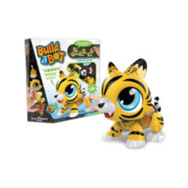 Build A Bot- Tiger offer at R 549,9