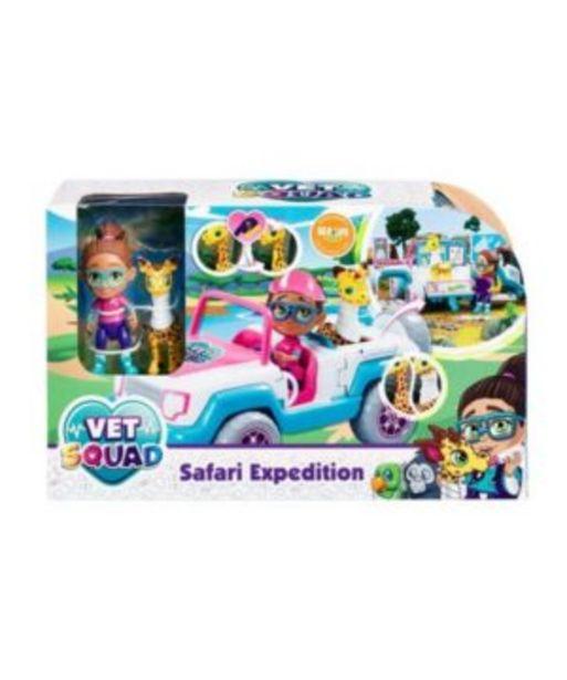 Vet Squad Safari Expedition offers at R 599,9