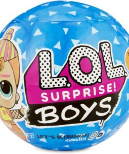 L.o.l Surprise Boys Neon offers at R 499,9