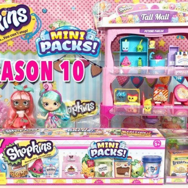 Shopkins Mini Pk Collectors Pk offers at R 199,9