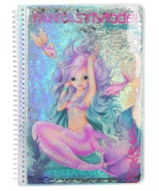 Fantasy Model Colouring Book Mermaid offers at R 149,9
