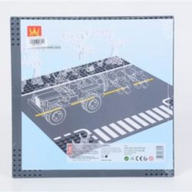 Base Plate Road Pedestrian 32×32 offer at R 49,9