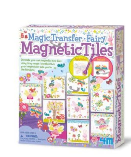 Magic Transfer Fairy Magnetic Tiles offers at R 169,9