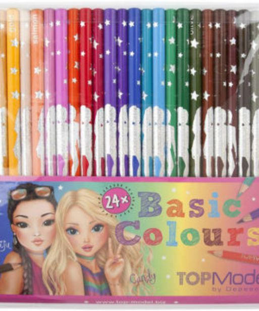 Top Model Pk24 Coloured Pencils offers at R 199,9