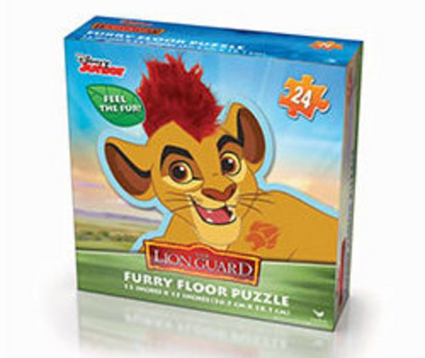 Lion Guard Puzzle W Hair offer at R 129,9