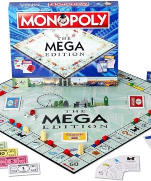 Monopoly – Mega offers at R 799,9