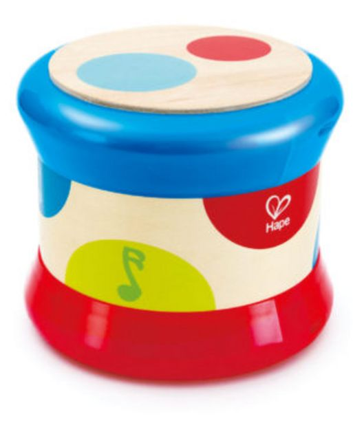 Hape Baby Drum Instrument offers at R 499,9