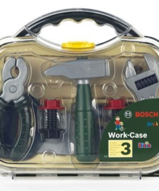 Klein Toys Bosch Tool Case offers at R 479,9
