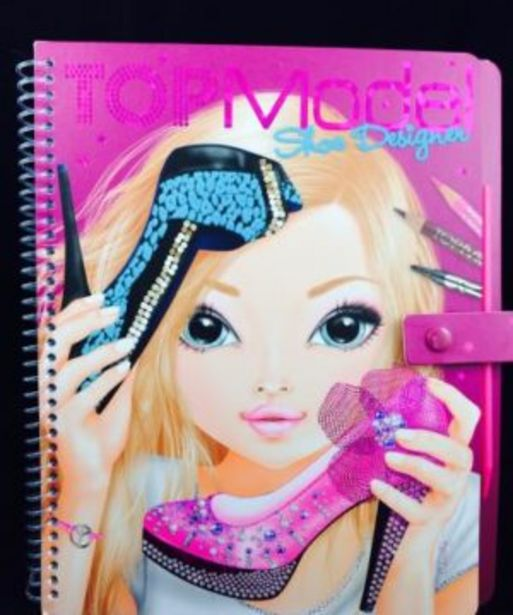 Top Model Shoe Designer Notebook offers at R 199,9