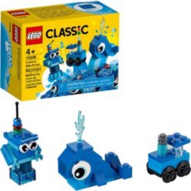 Creative Blue Bricks offer at R 99,9