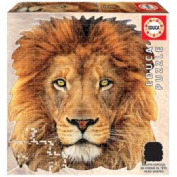 Lion Face 1x375pc offer at R 179,9