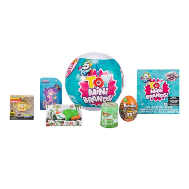 5 Surprise Mini Toys Series 1 offers at R 159,9