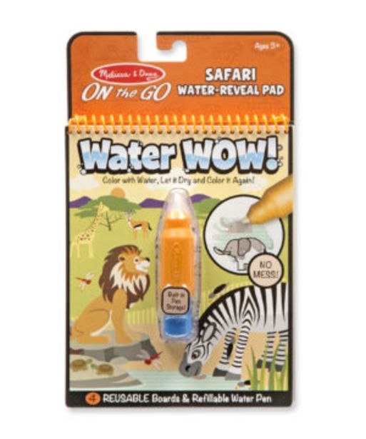Water Wow – Safari offers at R 129,9