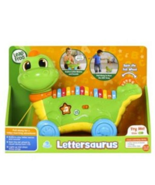 L-frog Lettersaurus offers at R 489,9