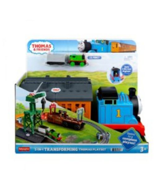Thomas & Friends Transforming Playset offers at R 1499