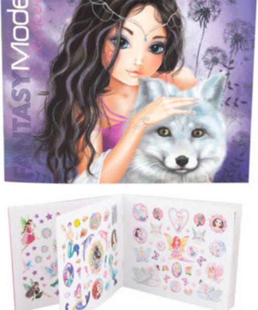 Top Model Fantasy Sticker Album offers at R 119,9