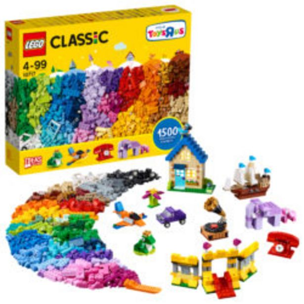 Classic Bricks 1500 Pcs offer at R 1099