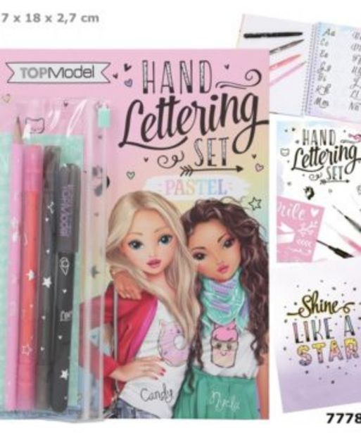 Top Model And Lettering Set offers at R 189,9
