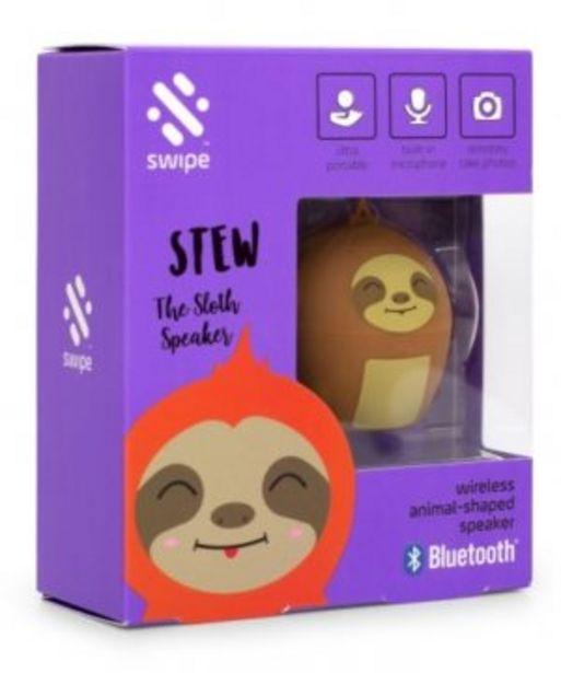 Swipe – Sloth Speaker offers at R 299,9