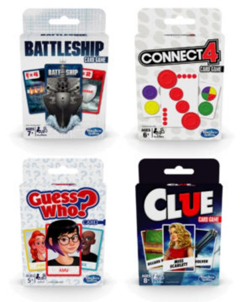 Classic Card Games Assortment offers at R 149,9