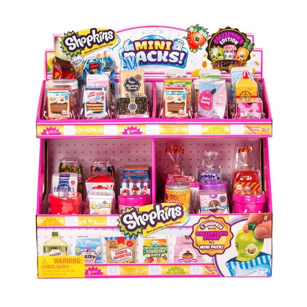 Shopkins Mini Pack offers at R 49,9