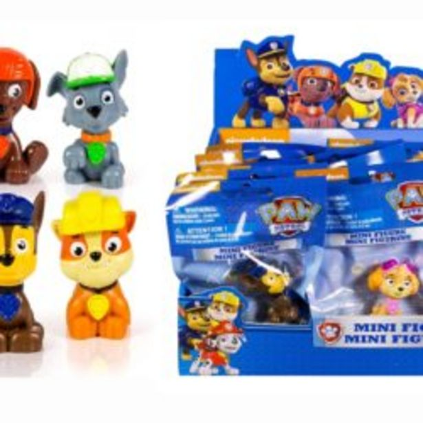Paw Patrol Mini Figures offer at R 99,9