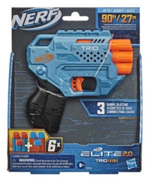 Nerf Elite 2.0 Trio Td 3 offers at R 199,9