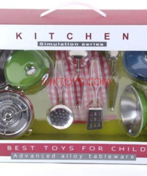 Kitchen Utensils Set offers at R 279,9